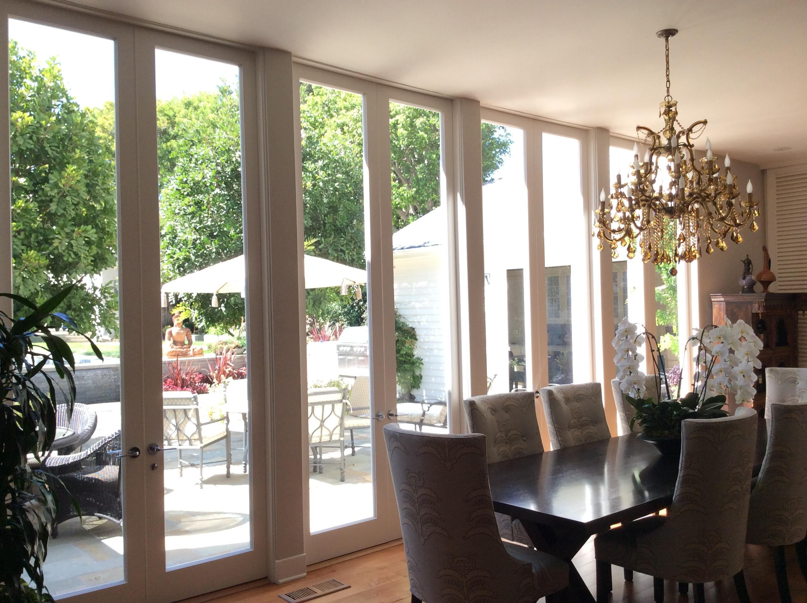 residential window tint UV