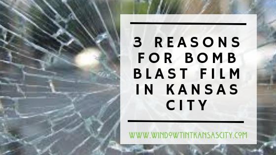 bomb blast film in KC