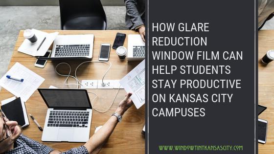 Glare Reduction Window Film For Better Schools In Kansas City