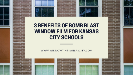 bomb blast window film kansas city schools